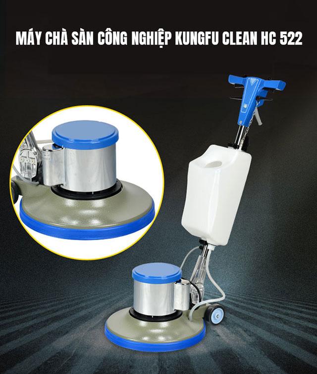 Model Kungfu Clean HC 522