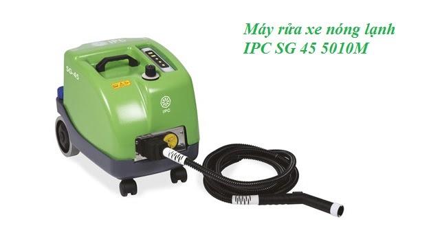 Model rửa xe nóng lạnh IPC SG 45 5010M