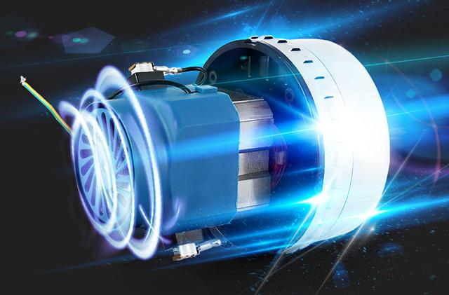 Motor siêu khỏe của máy cho hiệu suất tốt