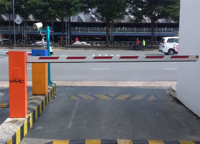 Mua barrier tự động giá rẻ ở đâu?
