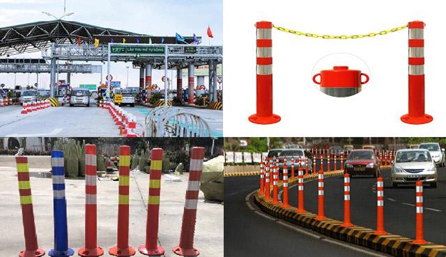 Quy định rào chắn giao thông