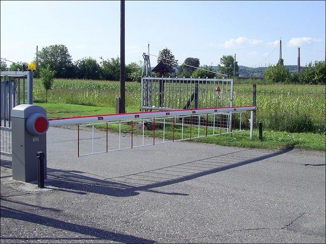 Rào chắn barrier