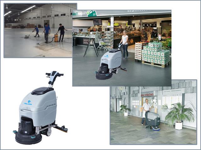 Lý do nên bảo quản máy đánh sàn thường xuyên?