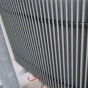 Tấm lưới xám tháp giải nhiệt