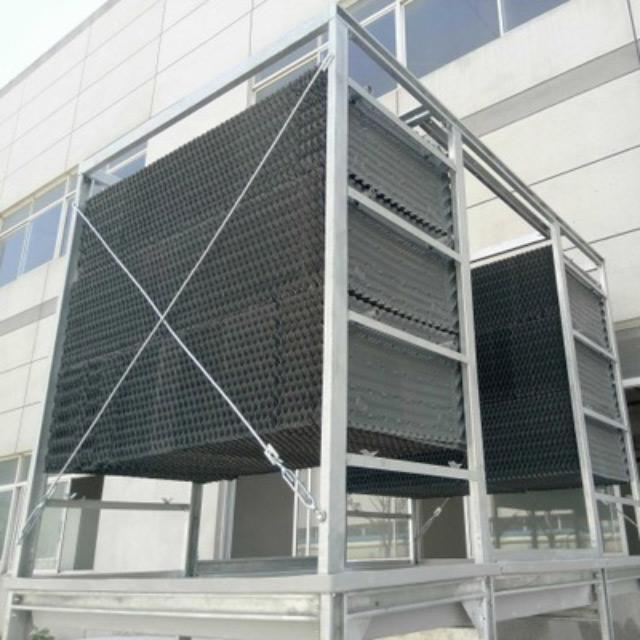 tháp giải nhiệt Kumisai KMS 400RT 2cell