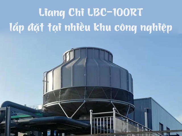 Tháp giải nhiệt Liang Chi LBC-100RT