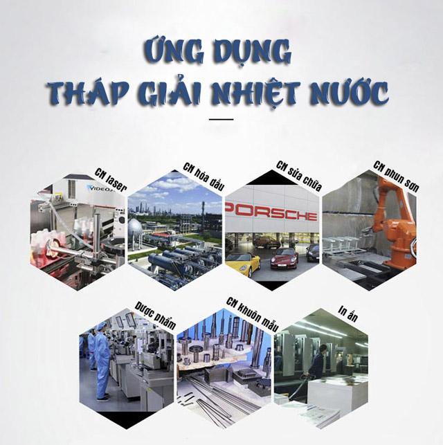 Tháp giải nhiệt nước Liang Chi LBC-100RT