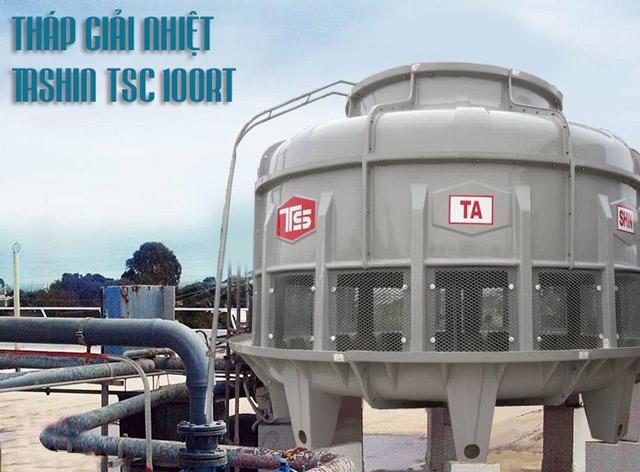 Tháp giải nhiệt nước Tashin TSC 100RT