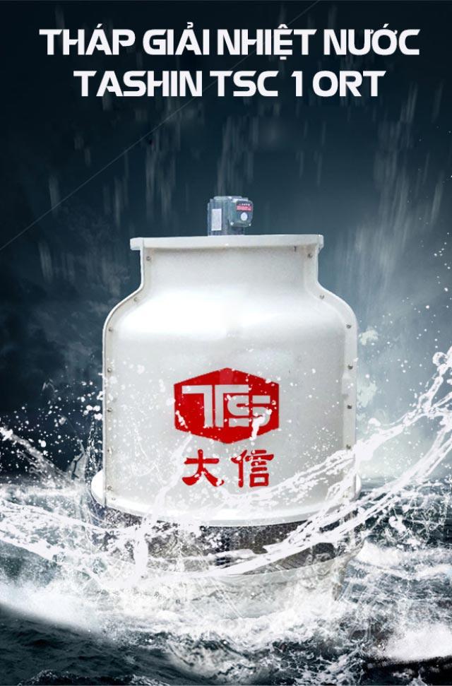 Tháp giải nhiệt nước Tashin TSC 10RT