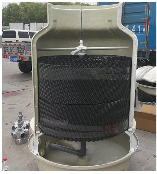 Tháp giải nhiệt nước Tashin TSC 25RT