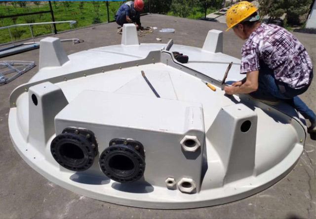 Tháp giải nhiệt nước Tashin TSC 30RT