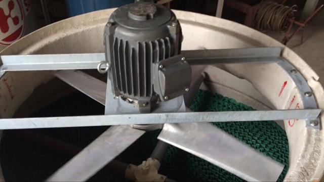 Tháp giải nhiệt nước Tashin TSC 40Rt