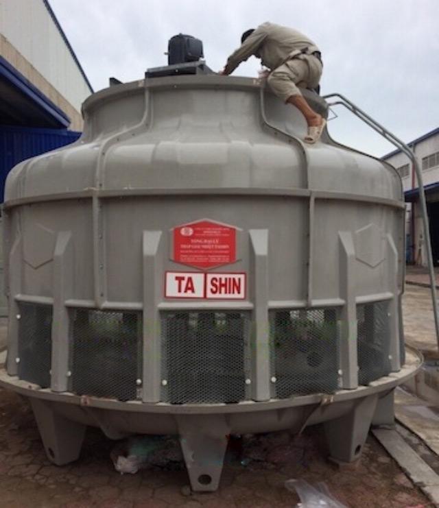 Tháp giải nhiệt nước Tashin TSC 500RT