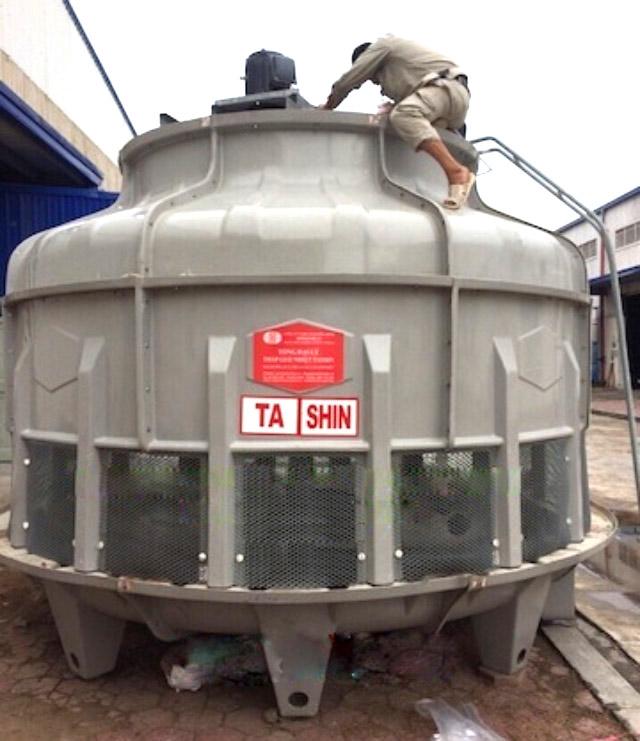 Tháp giải nhiệt nước Tashin TSc 600RT