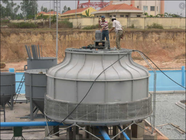 Tháp hạ nhiệt nước Tashin TSC 700RT