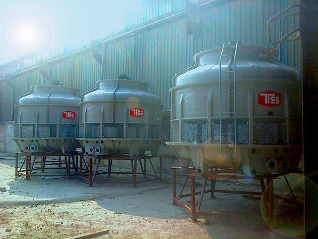 Tháp giải nhiệt nước Tashin TSC 70RT