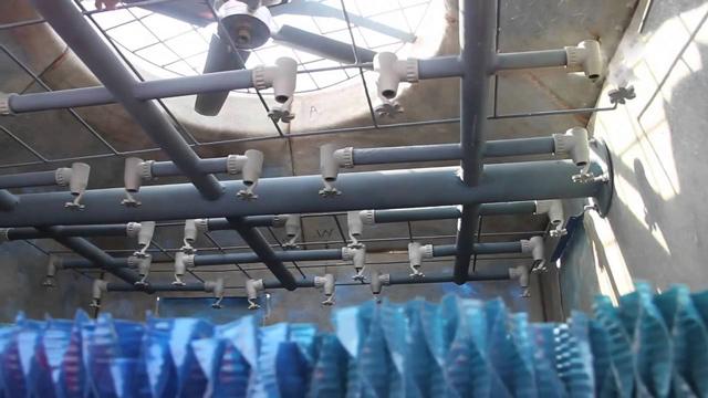 Tháp giải nhiệt nước Tashin TSS 400RT*2cell