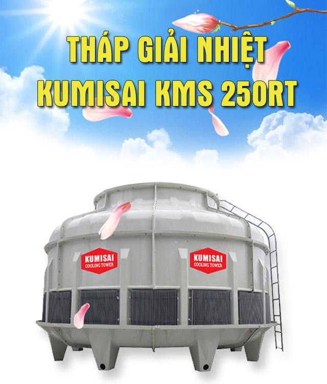 Tháp giảm nhiệt Kumisai KMS 250RT