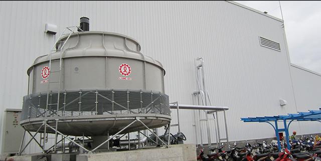 Tháp giảm nhiệt Liang Chi LCB-40RT