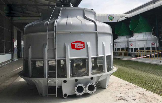Tháp giảm nhiệt Tashin TSC 400RT