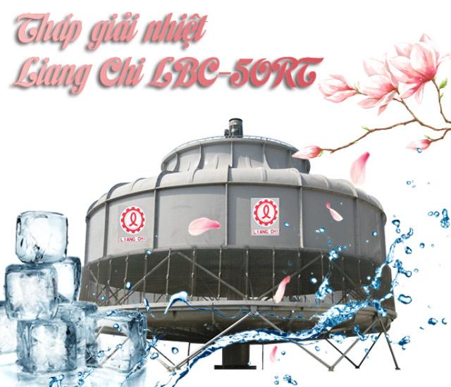 Tháp hạ nhiệt Liang Chi LBC-50RT