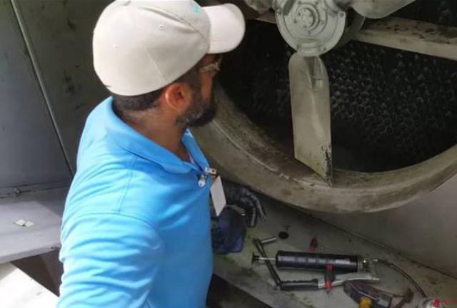 Tháp hạ nhiệt nước Kumisai KMS 5RT