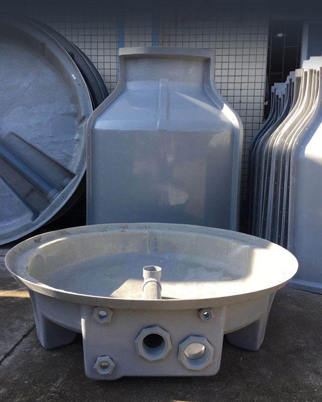 Tháp hạ nhiệt nước Tashin TSC 20Rt