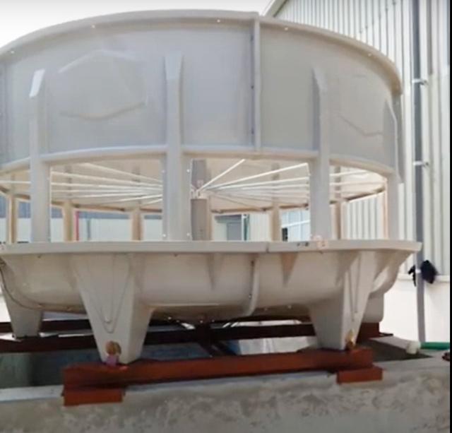 Tháp hạ nhiệt nước Tashin TSC 225RT