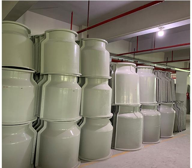 Tháp hạ nhiệt nước Tashin TSC 8RT