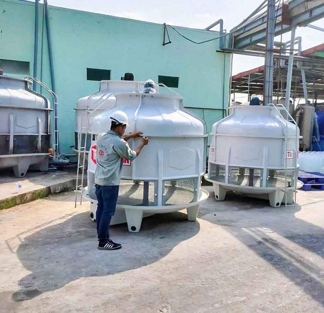 Tháp hạ nhiệt nước Tashin TSC 60RT