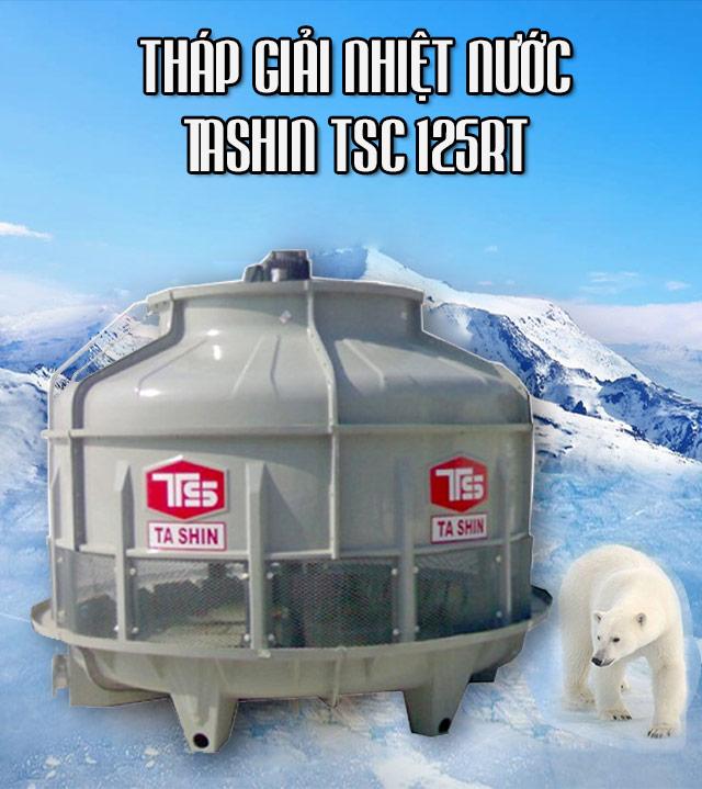 Tháp hạ nhiệt Tashin TSC 125RT