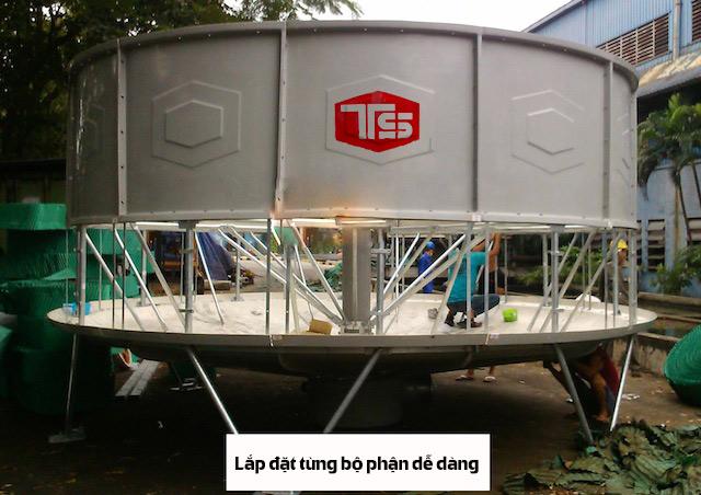 Tháp hạ nhiệt Tashin TSC 175RT