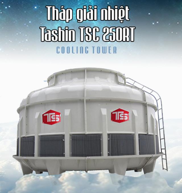 Tháp hạ nhiệt Tashin TSC 250Rt