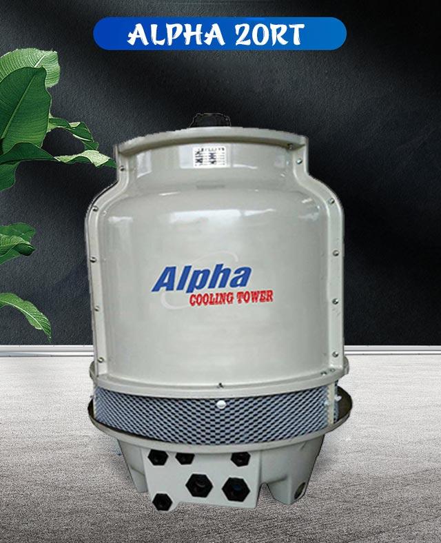 Tháp làm mát nước Alpha 20RT
