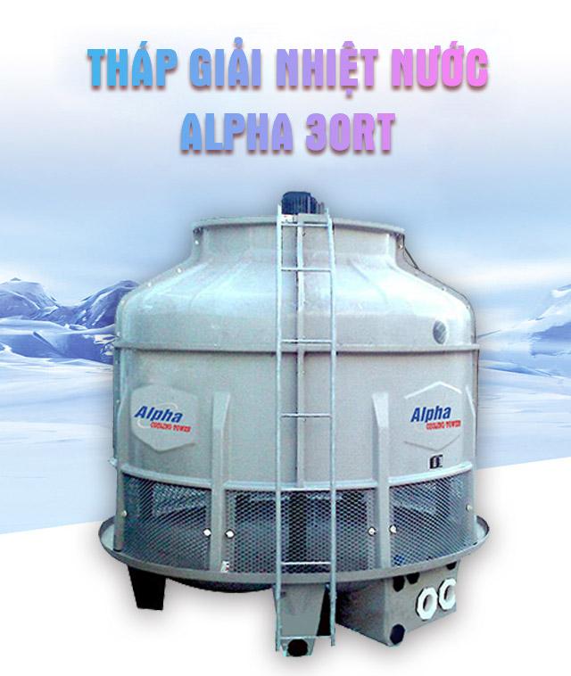 Tháp làm mát nước Alpha 30RT
