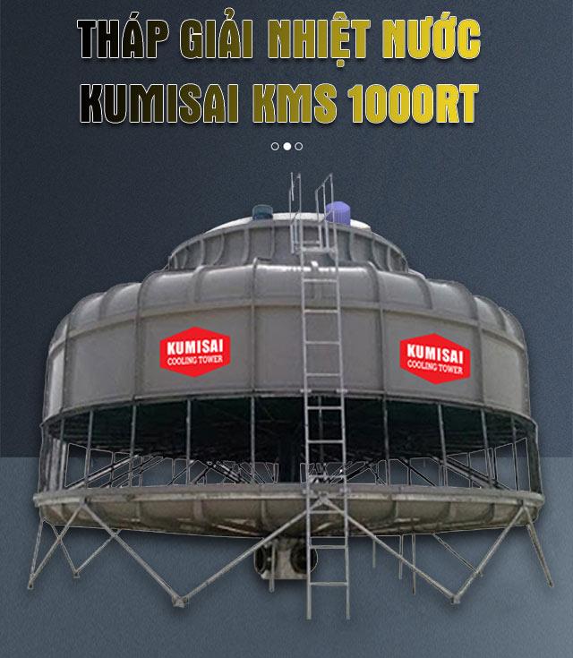 Tháp làm mát nước Kumisai KMS 1000Rt