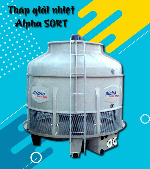 Tháp tản nhiệt nước Alpha 50RT