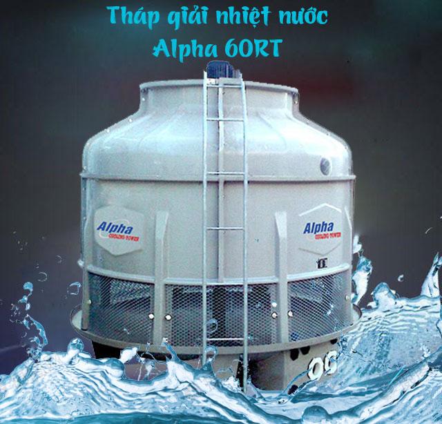 Tháp tản nhiệt nước Alpha 60RT