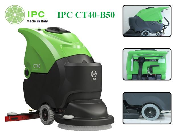 IPC CT40 B50 - Thiết kế đơn giản, dễ sử dụng