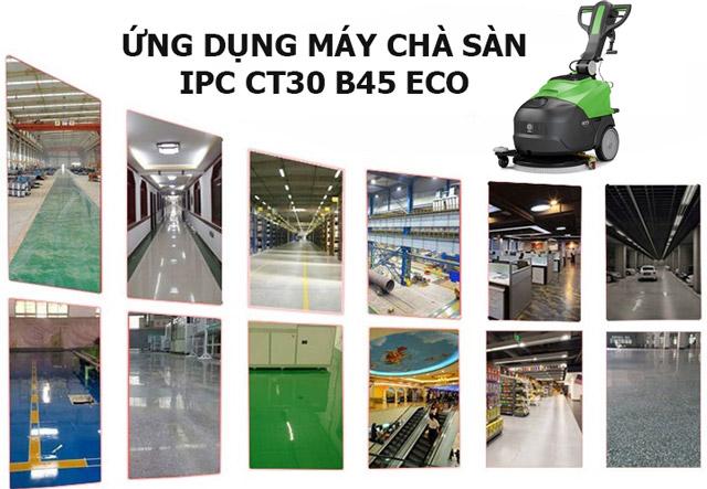 IPC CT30 B45 ECO được ứng dụng rất nhiều trong cuộc sống