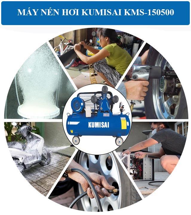 Kumisai KMS 150500 đóng vai trò quan trọng trong đời sống và sản xuất