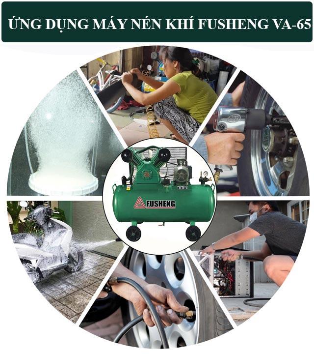 Fusheng VA-65 - Công suất mạnh mẽ, ứng dụng đa dạng