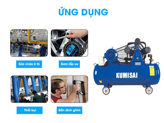 Kumisai KMS-750500 có tính ứng dụng cao