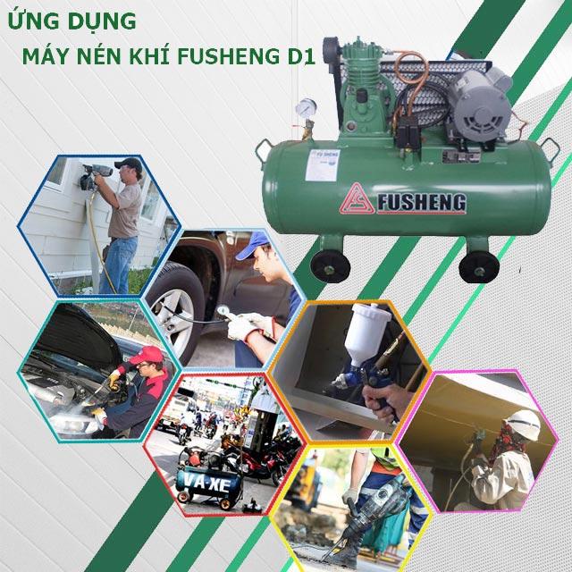 Fusheng D1 - Độ bền cao, hiệu suất lớn nên được ứng dụng trong nhiều lĩnh vực