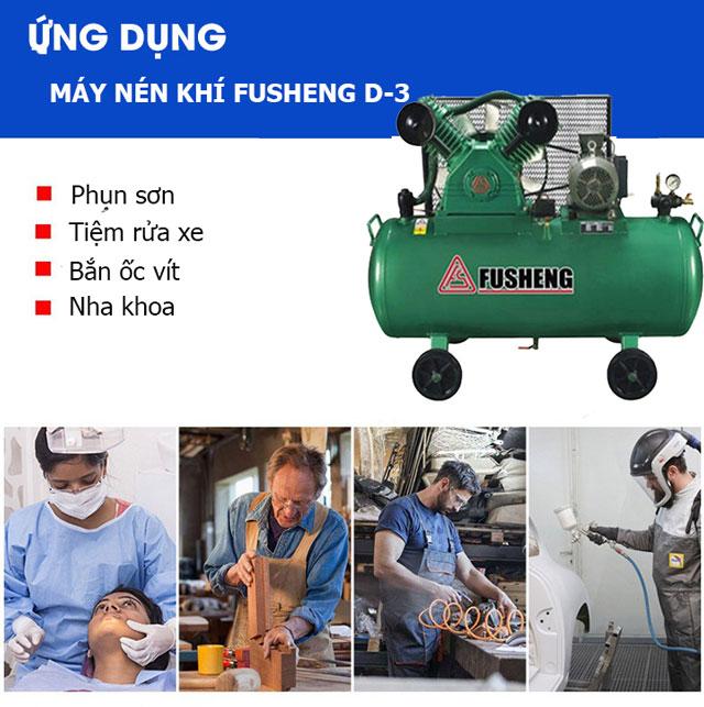 Fusheng D3 có tính ứng dụng cao