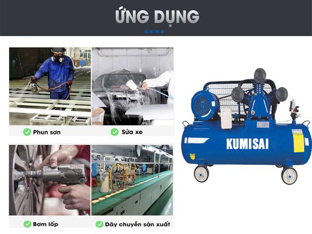Kumisai KMS-750300 - Thân thiện với môi trường, tính ứng dụng cao