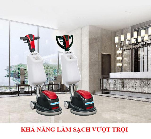 Kungfu Clean BD3A - Công suất lớn, khả năng làm sạch ấn tượng