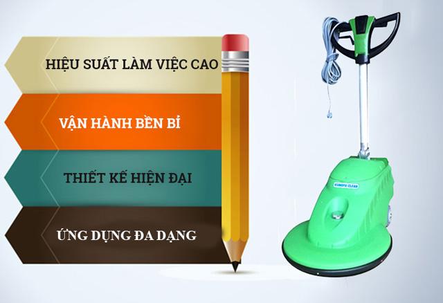 Kungfu Clean KF-1500 có điểm gì thu hút người dùng?