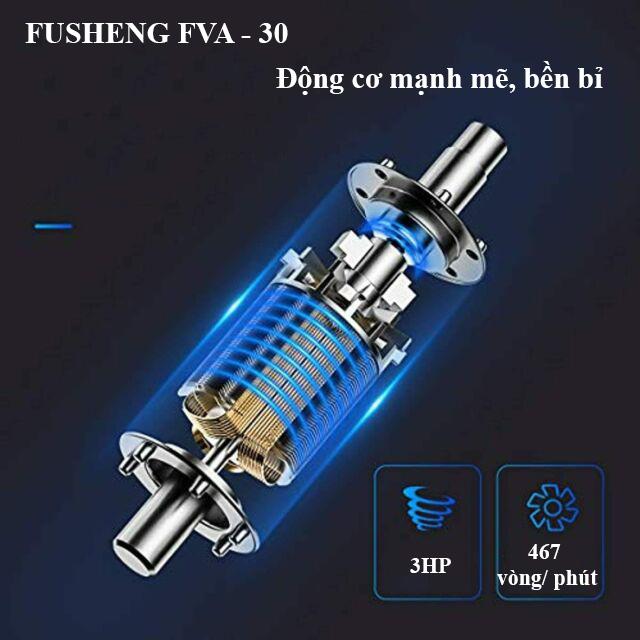 Fusheng FVA30 - Động cơ mạnh mẽ, bền bỉ