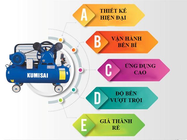 Kumisai KMS-55300 - Chất lượng vượt trôi, giá thành phải chăng